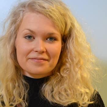 Puheen Iltapäivä: Laura Moisio: Tunnen tekeväni jotain oikein kun keikoilla ihmiset pystyvät rauhoittumaan musiikkini äärellä