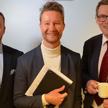 Politiikkaradio: Trumpin ulkopolitiikka ja Suomen Nato-optio