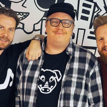 """YleX Aamu: Arttu Wiskari: """"Mulla oli joskus haaveena että saisin julkaista viisi albumia."""""""