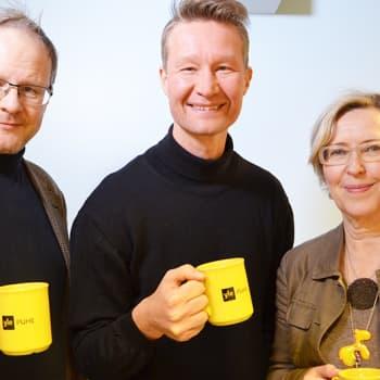 Politiikkaradio: Soinin messiaanisesta ulostulosta taidepolitiikan Paavo Väyryseen
