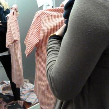 Ajantasa: Paino on naisen mitta
