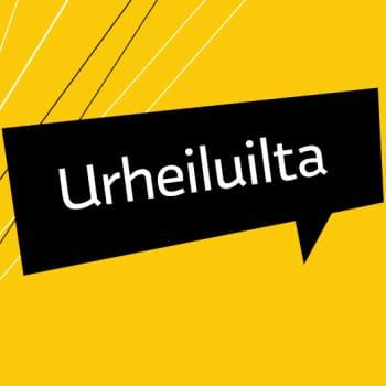 Urheiluilta: Vieraina Lauri Marjamäki ja Erkka Westerlund