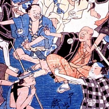 Kultakuume: Japanilainen teatteri on hovirunoutta ja viihdettä kansalle