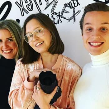 """YleX Bäkkäri: Janita Autio: """"En vuosi sitten aloittaessani ajatellut että musta tulee valokuvaaja."""""""