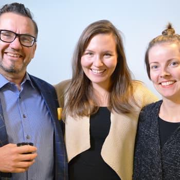 Puheen Iltapäivä: Suomalainen tekstiiliyhtiö haluaa maailman läpinäkyvimmäksi yritykseksi