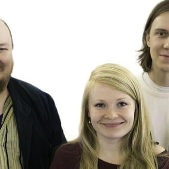 KulttuuriCocktail Puheessa: Oskari Onninen, Saara Turunen ja Tommi Uschanov – keskustelua Trumpista inkeriläisiin