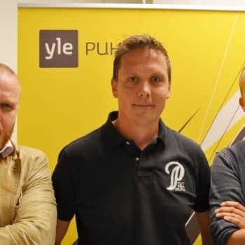 Lindgren & Sihvonen: Vieraana Leijonakuningas Lauri Marjamäki
