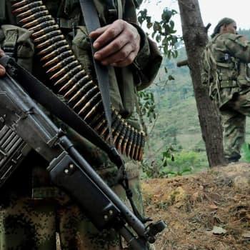 Ajantasa: Kolumbiassa laskettiin aseet viiden vuosikymmenen jälkeen