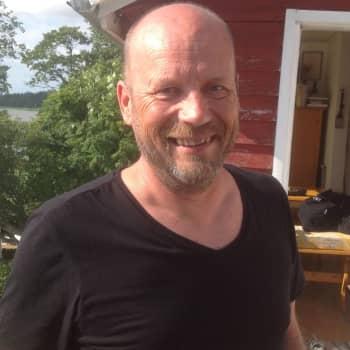 Samtal om livet: 28.08.16 Johan Lillkung PODCAST (utan musik)
