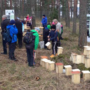 Metsäradio.: Suuren pönttötalkoot Suomen luonnon päivänä
