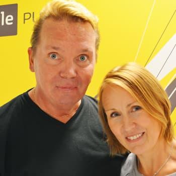 """Puheen Iltapäivä: Näyttelijä-tanssija Mikko Rasila: """"Espanjassa ei voi tehdä liian pienesti - mitään!"""""""