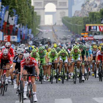 Urheilujuttuja: Tour de France 2016