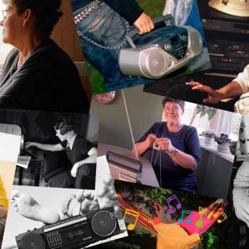 Minun radiomuistoni: Mikrojuustoleipiä perhepäivähoidossa