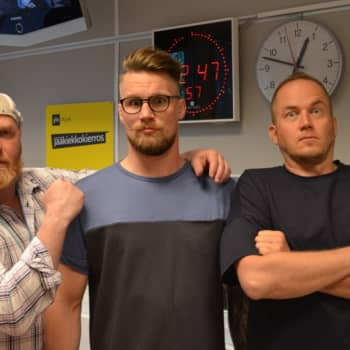 Lindgren & Sihvonen: Vieraana vapaaottelija Teemu Packalén
