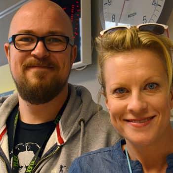 Puheen Iltapäivä: Vieraana Laura Voutilainen