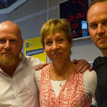 Lindgren & Sihvonen: Vieraana Tuija Helander