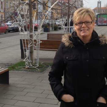 Samtal om livet: 06.05.16 Tina Nylund PODCAST (utan musik)
