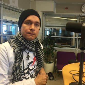 Radio Suomi Lappeenranta: Lappeenrannan iltapäivävieras: valokuvaaja Mikko Vento