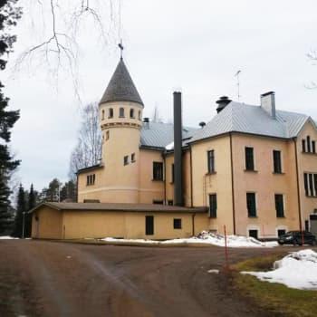 Timo Vuorinen opiskelee koneistajaksi Vilppulan vankilassa Pirkanmaalla.