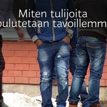 Radio Suomesta poimittuja: Tarja Pölkki luo Suomi-kuvaa maahanmuuttajille