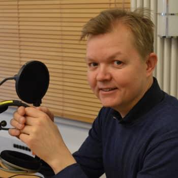 Kuuluttajan vieras: RSO:n sellisti Mikko Ivars