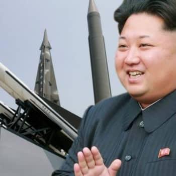 Ajankohtainen Ykkönen: Pohjois-Korea - pullistelija vai aito uhka?