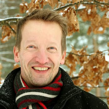 """Sunnuntaivieras: Sunnuntaivieraana """"Mister Puu"""" Mika Vanhanen"""