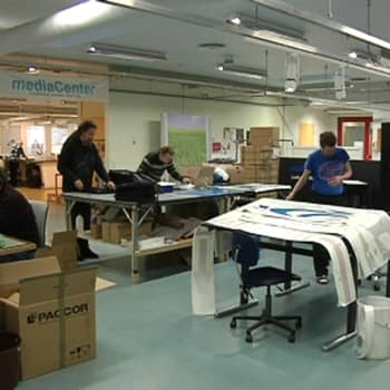 YLE Kymenlaakso: Parik-säätiön pajassa moni nuori kuntoutuu