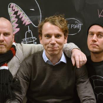 Lindgren & Sihvonen: Vieraana kirjailija Juha Itkonen