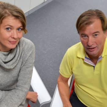 Morgonöppet: Staffan Bruun och Jeanette Björkqvist om varför de lämnar HBL