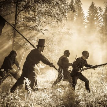 YLE Savo: Verjnuarmu ammentaa tarinat Savon historiasta