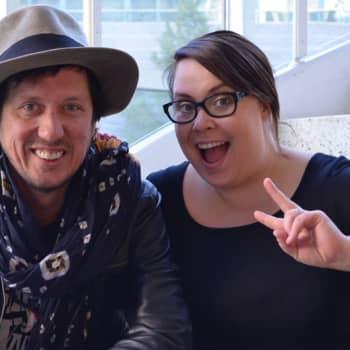 Puheen Iltapäivä: Sami Yaffa: Musiikki lisää ymmärrystä ihmisten välillä