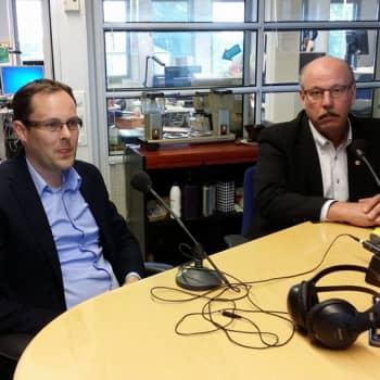 Suomen Yrittäjien varapuheenjohtaja Tommi Matikainen uskoo, että palkansaajiin kohdistuvat leikkaukset tuovat