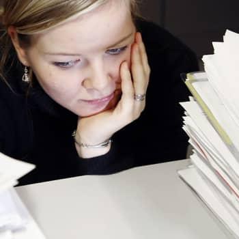 Puheen Päivä: Työholismi on addiktio muiden joukossa