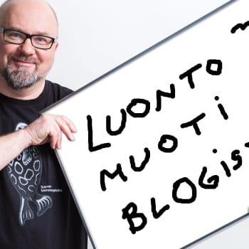 Luontomuotiblogisti
