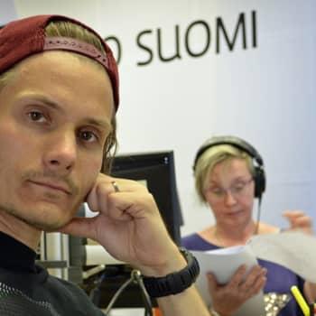 """Radio Suomesta poimittuja: """"30 kilometriä räntäsateessa saattaa tuoda euforian"""""""