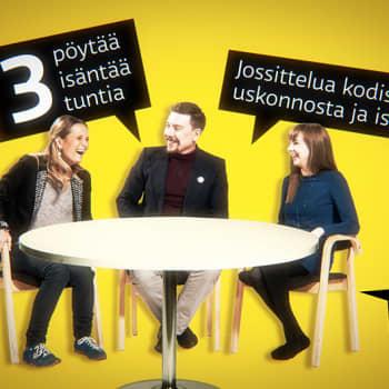 Yle Puhe Live: Suuri Jossitteluilta