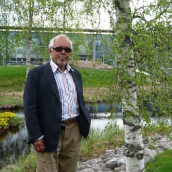 YLE Pohjois-Karjala: Tulikivi Oyj:n perustaja Reijo Vauhkonen