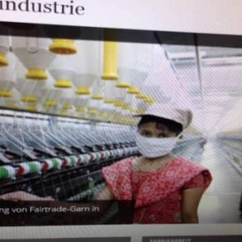 Kolmannen maailman puheenvuoroja: Onko vaatteiden valmistus Etelässä kestämätöntä?