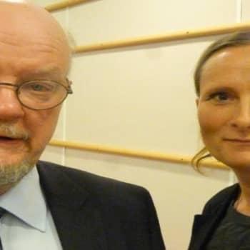 Leikola ja Lähde: Onko poliitikon ammatissa mitään järkeä?