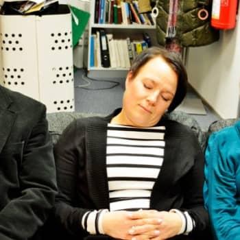 Radio Suomesta poimittuja: Polku höyhensaarille voi olla kivikkoinen