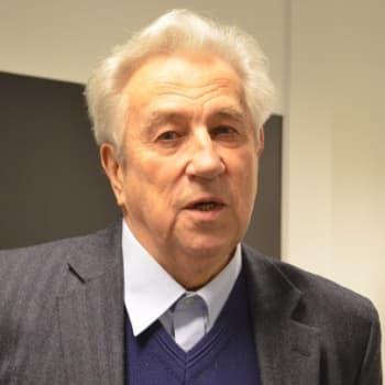 Puheen Iltapäivä: Emeritusprofessori Heikki Ylikangas: Jokainen sukupolvi kirjoittaa oman historiansa