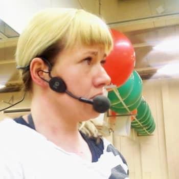 Ihan pihalla: Jumppahullu Niina Nevalainen