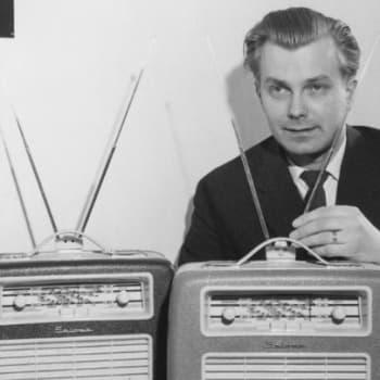 Vieraalla maalla radioarkiston matkassa: Maailman toisella puolen