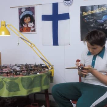 Vieraalla maalla radioarkiston matkassa: Suomalaiset Ruotsissa