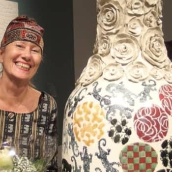 Tienviittoja: Taiteilija Maritta Nurmi lähti maailmalle