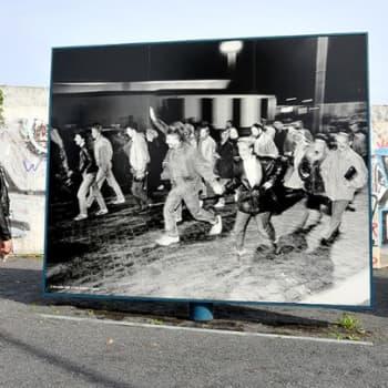 Maailmanpolitiikan arkipäivää: Berliinin muurin murtumisesta 25 vuotta