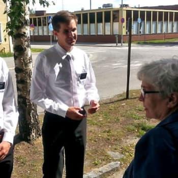 Puheen Iltapäivä: Mormonilähetyssaarnaajana Venäjällä