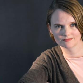Viikon kirja: Kirjailija Satu Taskinen ja romaani Katedraali