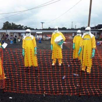 Ajankohtainen Ykkönen: Ebola - uusi musta surma?